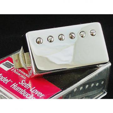 Custom Seymour Duncan SH-55 Seth Lover Neck Nickel 11101-20-Nc