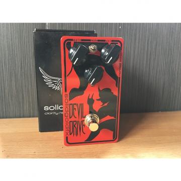 Custom Solidgold Devil Drive