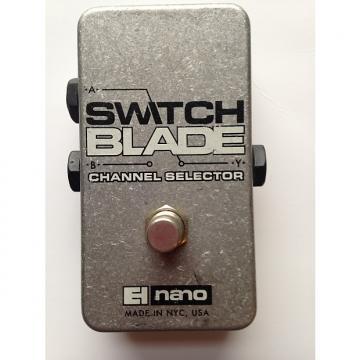 Custom Electro-Harmonix El Nano Switchblade 2000s