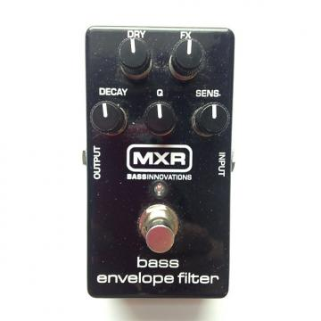 Custom MXR Bass Envelope Filter