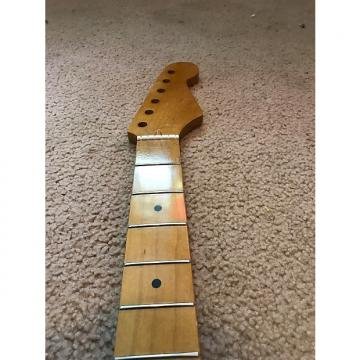 Custom Fender Stratocaster Replacement neck nitro with full fret job and bone nut