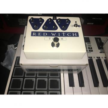 Custom Red Witch Titan Delay