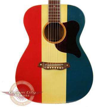 Custom Vintage 1970 Harmony Buck Owens American Acoustic Guitar
