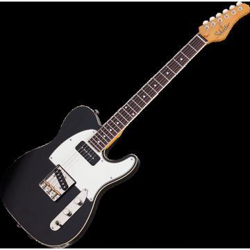 Custom Schecter PT Special Electric Guitar Black Pearl