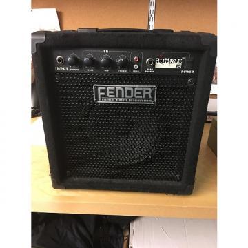 Custom Fender Rumble 15