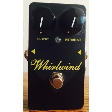 Custom Whirlwind Gold Box Distortion FX Pedal Complete Updated MXR Distortion + guitar pedal