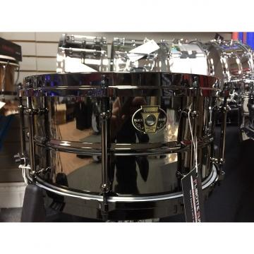 Custom Ludwig  6.5x14 Black Magic 2017