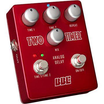 Custom BBE Two Timer TT-2 (RED)