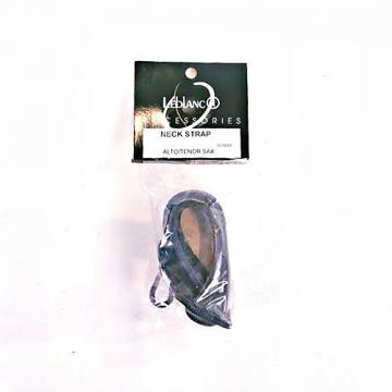 Custom Leblanc N1605X Alto/Tenor Saxophone Neck Strap BRAND NEW