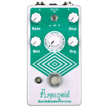 Custom Earthquaker Devices Arpanoid Polyphonic Pitch Arpeggiator Pedal