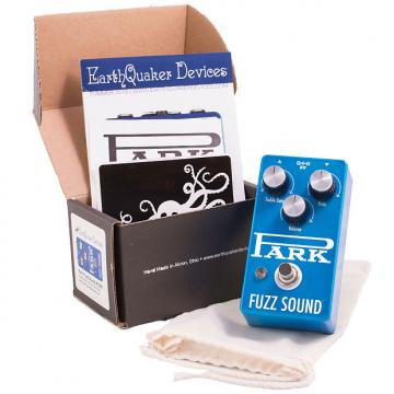 Custom Earthquaker Devices Park Fuzz Vintage Fuzz Tone Pedal