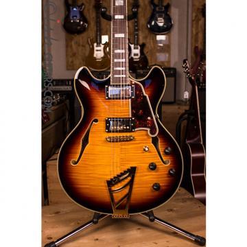 Custom D'Angelico EX-DC/SP Semi-Hollowbody Electric Guitar