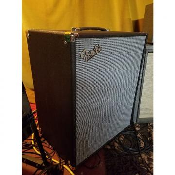 Custom Fender Rumble 500 2x10 combo 2015 Black