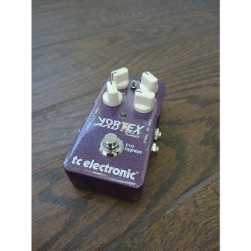 Custom TC Electronic Vortex Flanger Purple