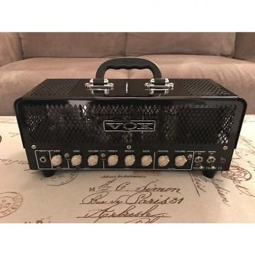 Custom Vox Night Train G2 15 Watt Amplifier Head Black