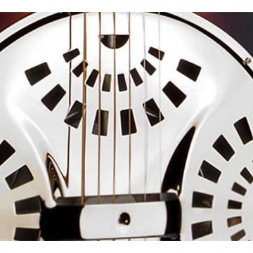 Custom Recording King Professional Squareneck Resonator (Dobro) Case Included!