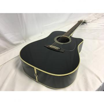 Custom Takamine EF341C Black w/original hardshell case
