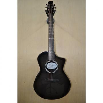 Custom Composite Acoustics OX High Gloss ELE Carbon Burst