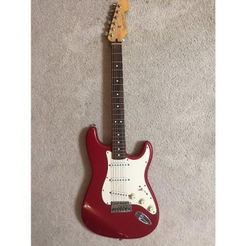 Custom Fender Stratocaster 1996 Red