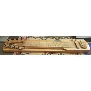 Custom George boards 8 string lap steel 8 string 2004 Blonde