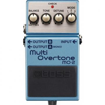Custom BOSS MO-2 Multi Overtone Pedal