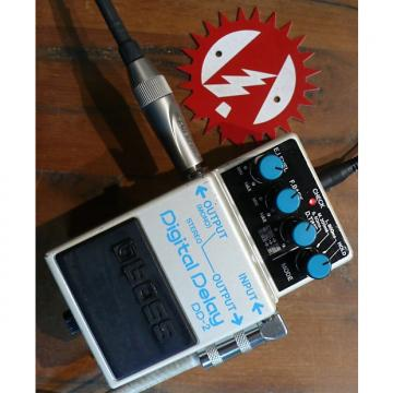 Custom Vintage Boss DD-2 Digital Delay Guitar Effects Pedal MIJ Japan