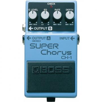 Custom BOSS CH-1 Super Chorus Pedal