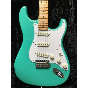 "Custom Fender Dealer Select Wildwood ""10"" '55 Strat NOS 2016 Seafoam Green Custom Shop"