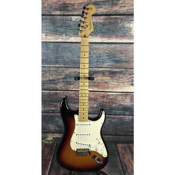 Custom Fender  USA Stratocaster 2006 Satin Sunburst with Fender gig bag