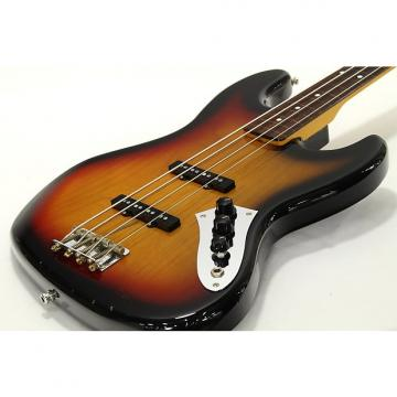 Custom Fender Japan  Fretless Jazz Bass JB62 3 Tone Sunburst