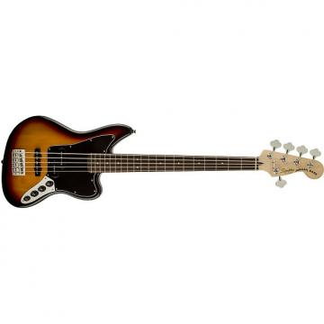 Custom Vintage Modified Jaguar® Bass V Special 3-Color Sunburst - Default title