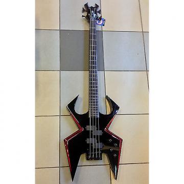 Custom NOS BC Rich WMD Widow Neck Thru Active bass, last one