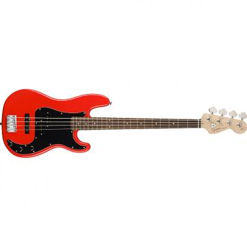 Custom Squier Affinity Series™ Precision Bass® PJ Race Red