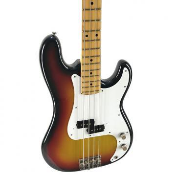 Custom Greco Precision Bass, 3 Tone Sunburst, 1979