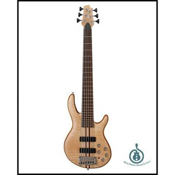 Custom Cort Artisan A6-Plus-FMMH, Open Pore Natural, Neck Thru, Mahogany Body, Free Shipping