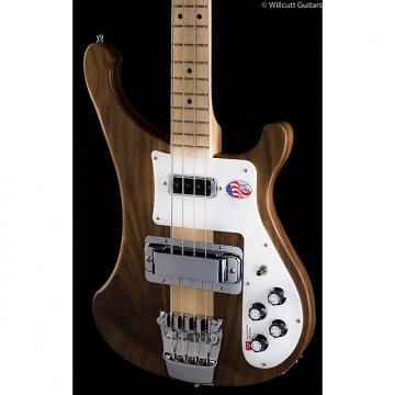 Custom Rickenbacker 4003sw Walnut (739)