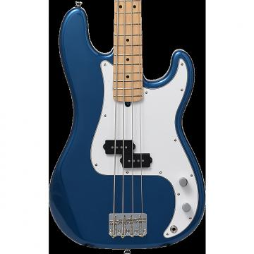 Custom Bacchus Craft Japan Series - BPB-100EX - Limited Edition P-Bass - Lake Placid Blue Maple Fingerboard