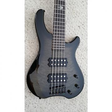 Custom Fernandes Tremor 5X Tony Campos 5 string bass