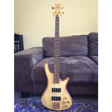 Custom Schecter Stiletto Custom 4 2008 Flame Maple