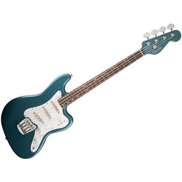 Custom Fender Classic Player Rascal Bass Ocean Turquoise