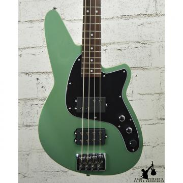 Custom Reverend Mercalli Bass Alpine Green