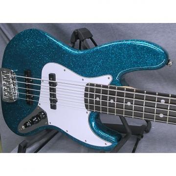 Custom 2017 USA made G&L JB5 Bass