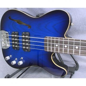 Custom 2017 USA made G&L ASAT Semi Hollow Bass
