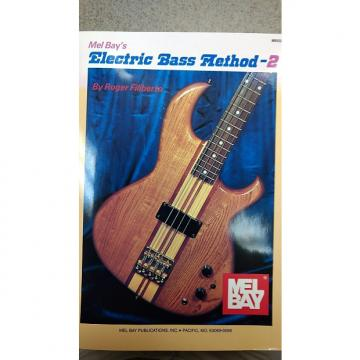 Custom Mel Bay's  Electric Bass Method -2