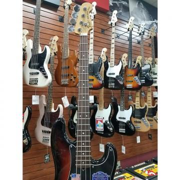 Custom Fender  American Delux Precision Bass  Sunburst