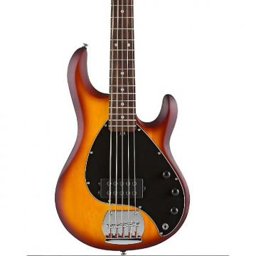 Custom Sterling by Music Man Ray5 SUB 5 String Bass Honey Burst
