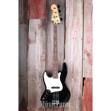 Custom Fender® Standard Jazz Bass Left Handed 4 String Electric Bass Guitar Lefty MIM