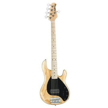 Custom Sterling by Music Man Ray35 5 String Bass Natural