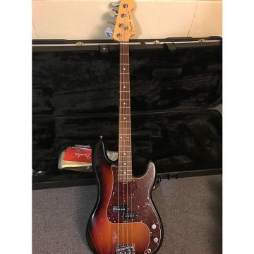 Custom Fender American Standard Precision Bass 2016 3-Tone Sunburst