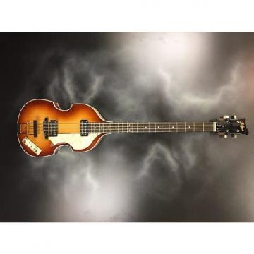 Custom Hofner 1962 Reissue 500/1